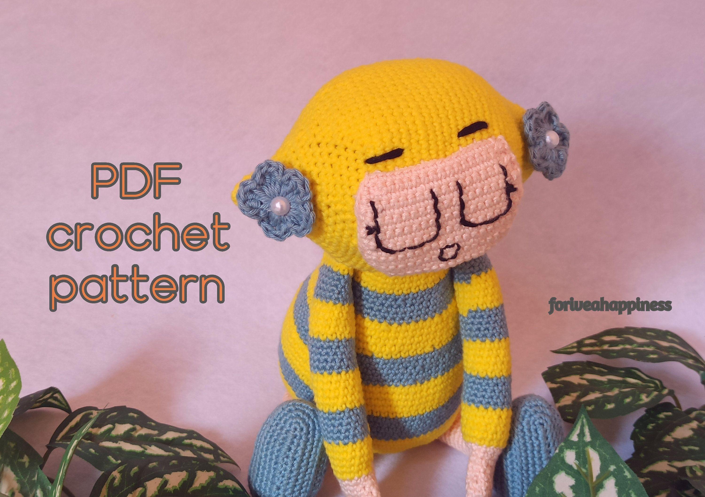 Free Crochet Amigurumi Doll Pattern Tutorials (mit Bildern ...   2116x3000