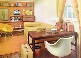 Resultado de imagen de mid century interior