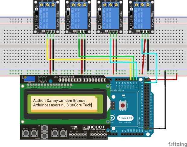 Arduino C# - HOME Automation With Pc and Arduino (Open