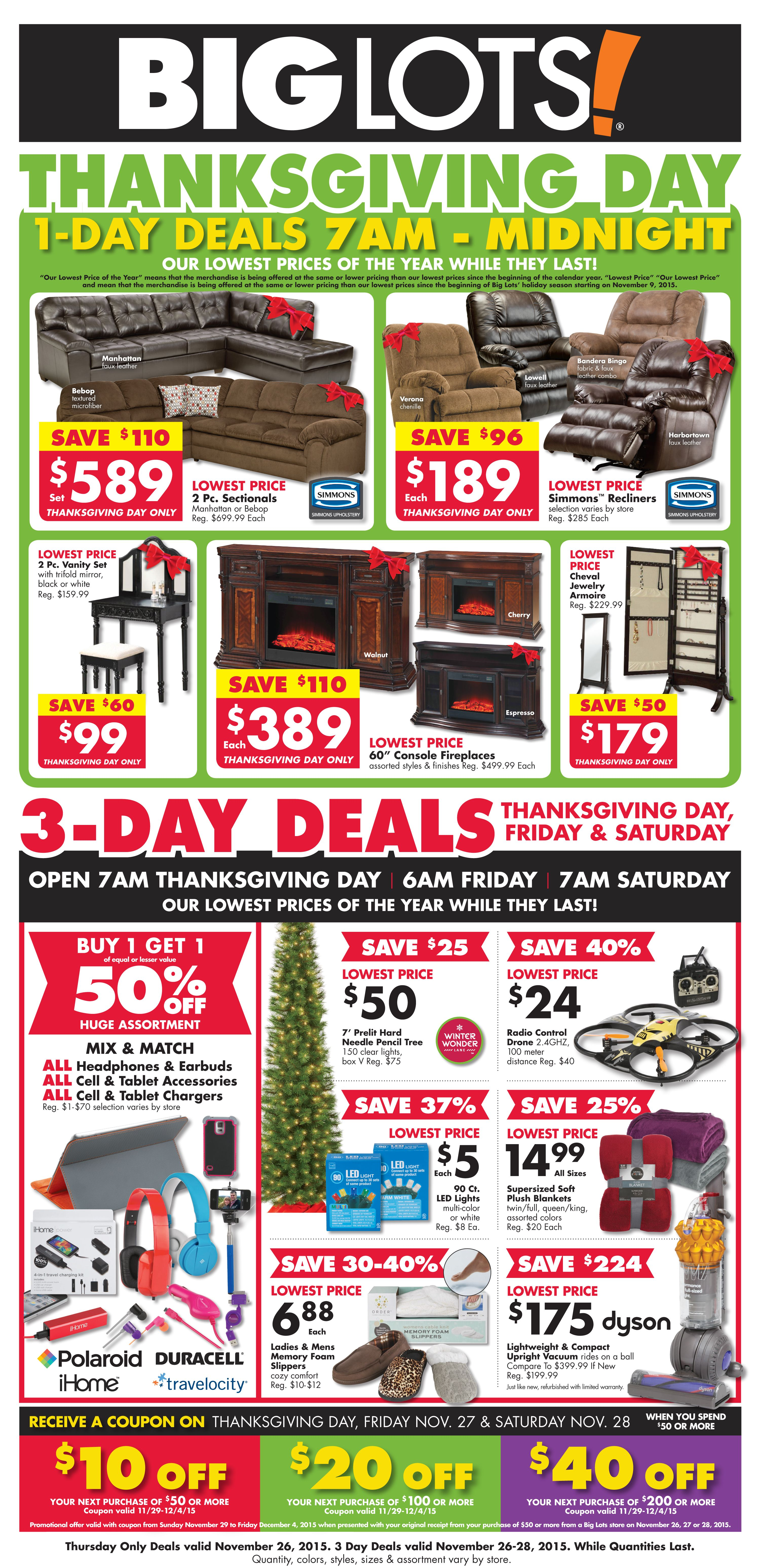big lots black friday 2015 ad deals sales httpswww - Big Lots After Christmas Sale