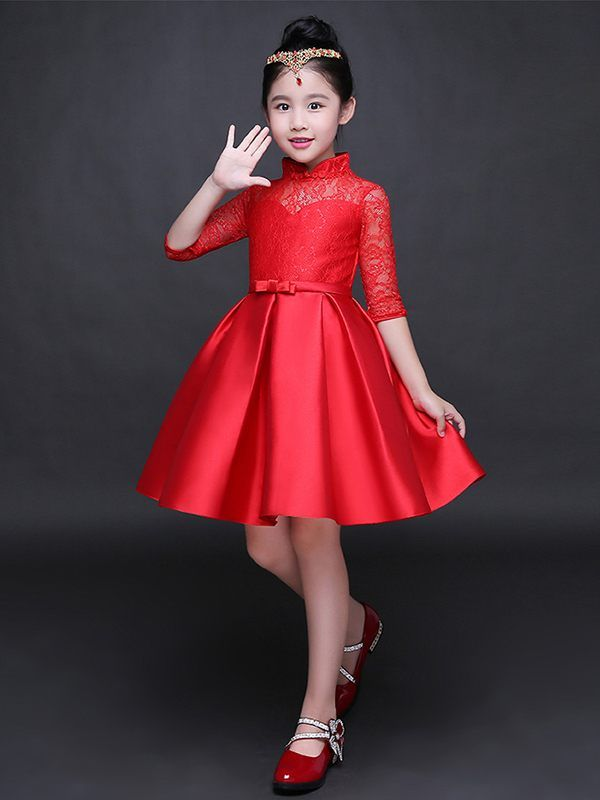 Gorgeous Kids Girl S Ball Gown Party Maxi Dress Perfect