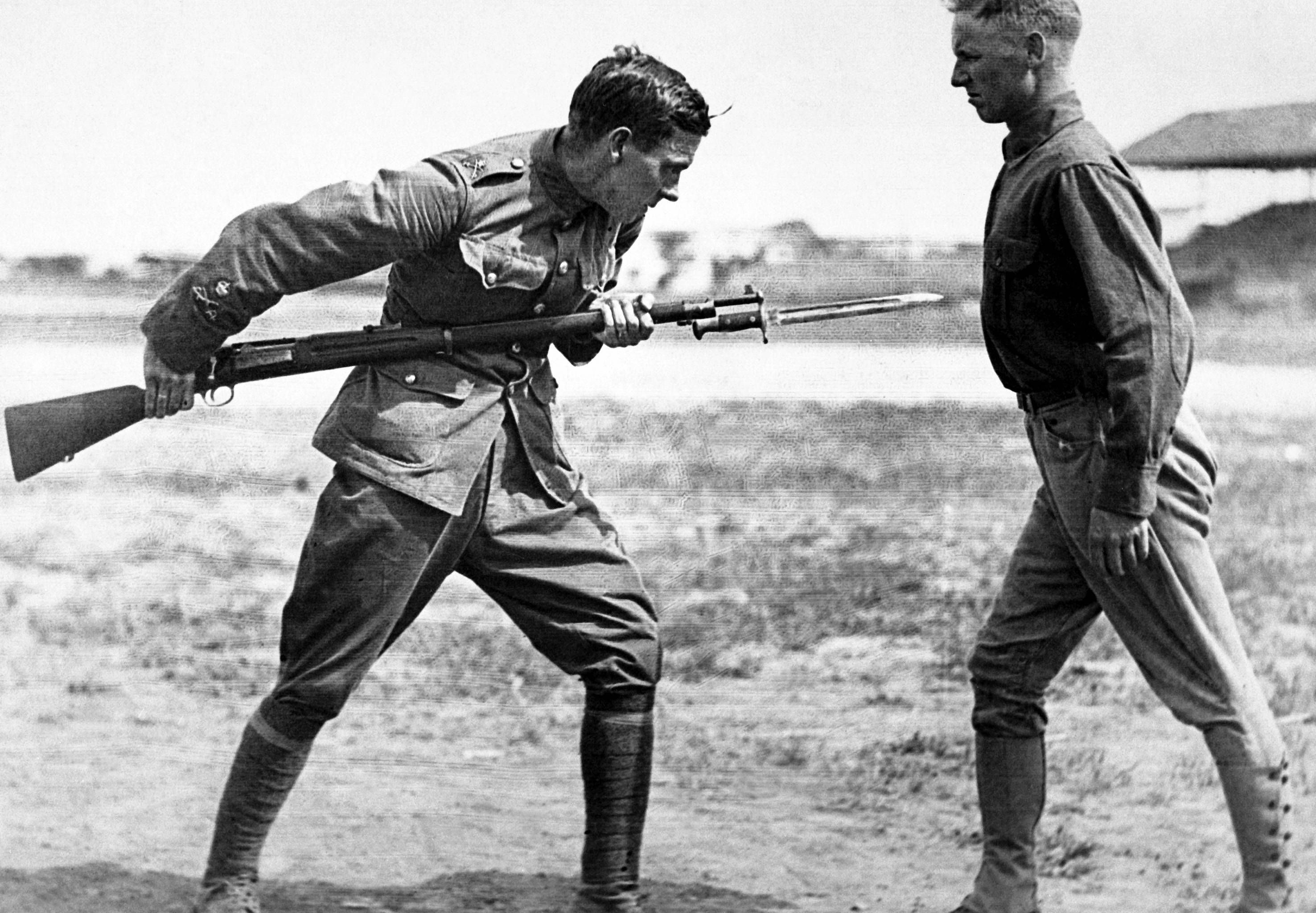 Pictures of world war 1 bayonets