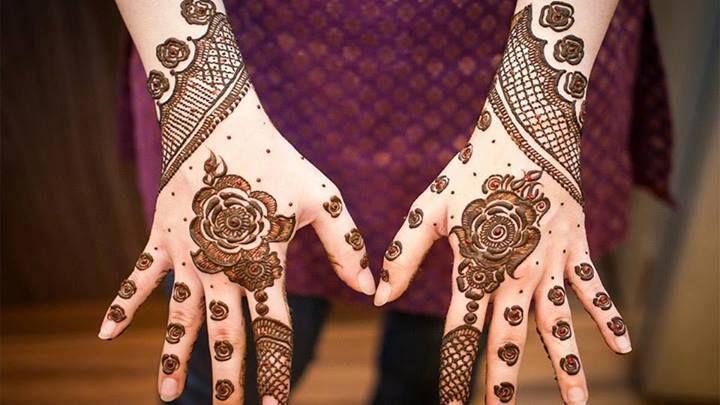 Mehndi For Baby : Best mehandi designs eid mehndi for girls and little