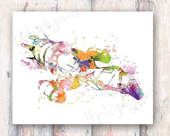 firefly serenity splatter print