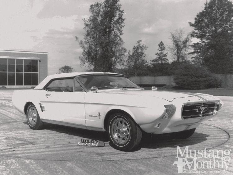 1963 Mustang Gt500