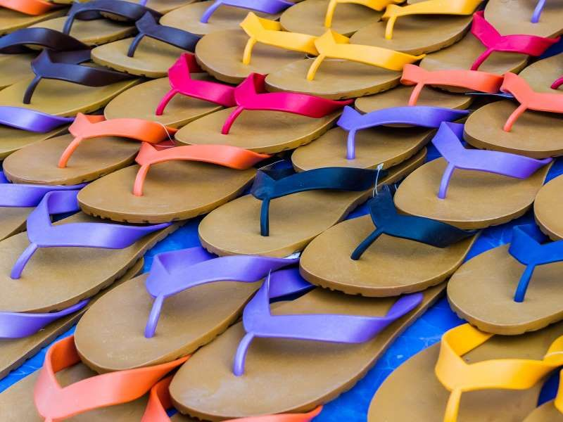 Flip flops - amnachphoto/Getty Images