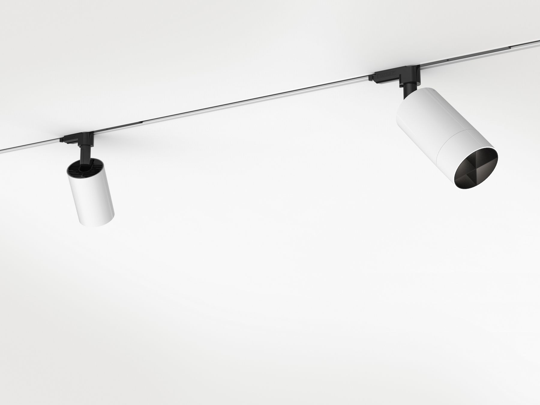 Led Aluminium Track Light Ut Spot By Flos Track Lighting Led