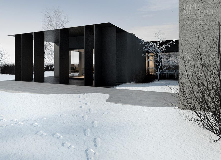 Tamizo Architects Group   Project   Q House, Grudziadz