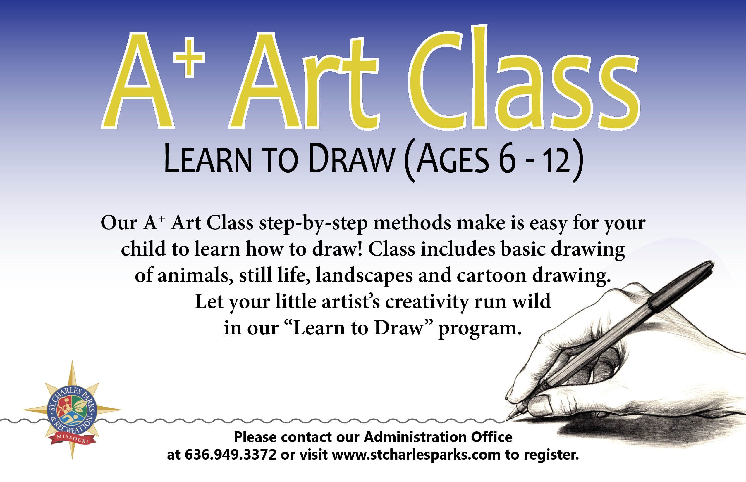 A art class saint charles mo parks and recreation