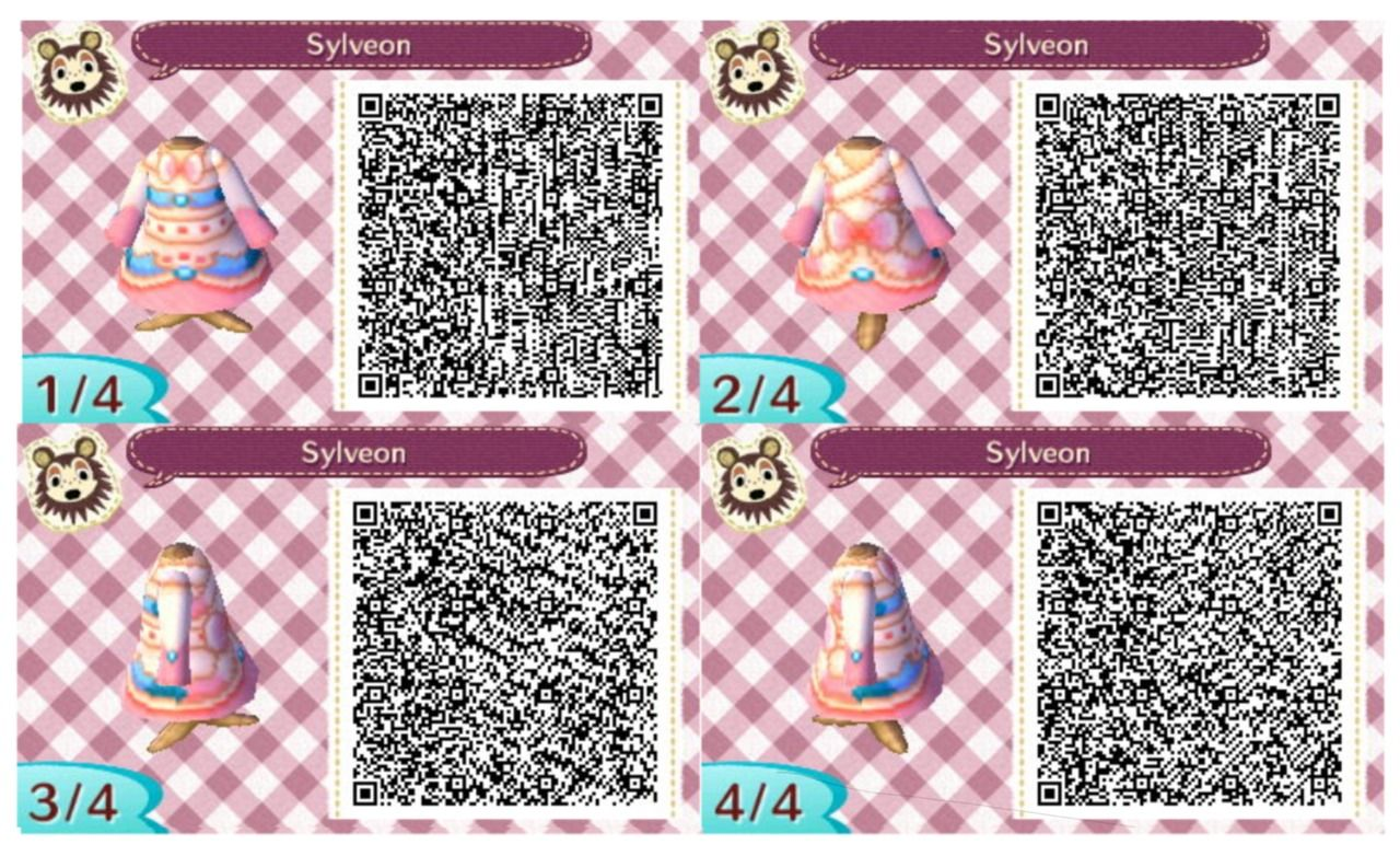 Sylveon Themed Dresses Click On The Link For The Second Mit