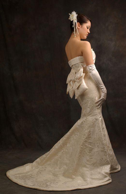 wedding dresses kimono inspired - Google Search | Finding the Dress ...