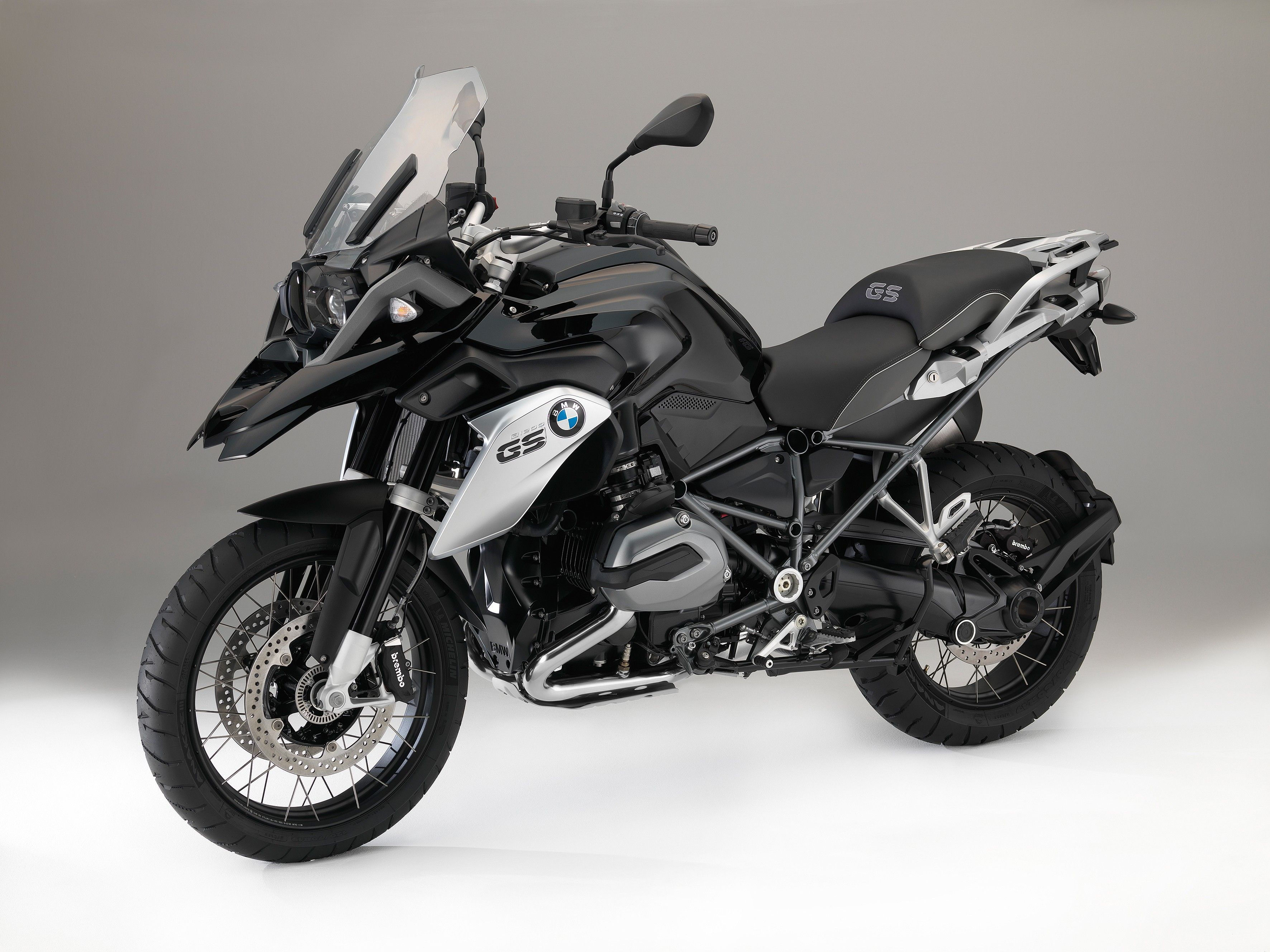 We looked closely at the all new bmw r1200gs tripleblack and it s definitely safe