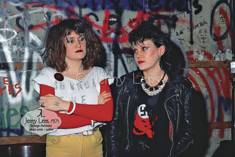Jenny Lens Punk 1976-80 :: View Photos