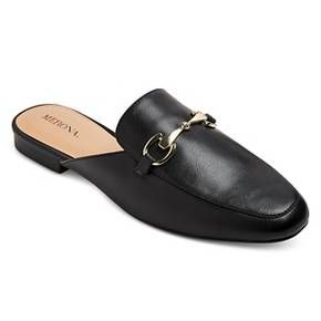 The epitome of sleek sophistication, these Women's Kona Backless Mule Loafers by Mossimo Supply Co.™ add a touch of elegance to your work and weekend ensembles.