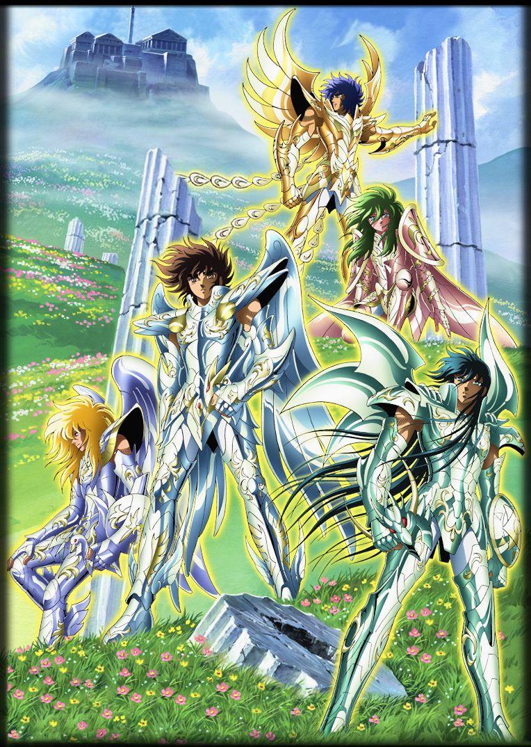 Saintseiya10 Blog Saint Seiya Anime Images Anime