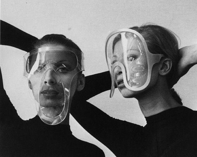 3eba0714464c 1960s Space Age fashion - a retrospective
