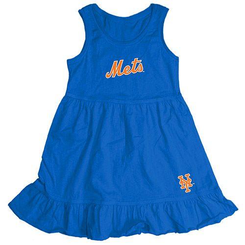 buy popular d3865 0ba1c Mets Toddler Dress | For my babies | Baseball cap, Baseball, Mlb