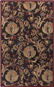 Surya Collection: Aurora Item: AUR-1001 Content: 100% wool