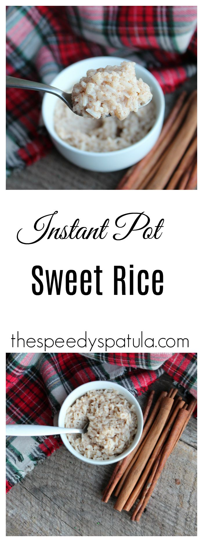 Instant Pot Sweet Rice | Recipe | Crockpot recipes ...