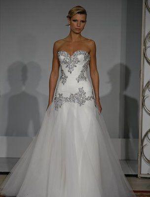 1000  images about WEDDING: Pnina wedding dress on Pinterest  Yes ...