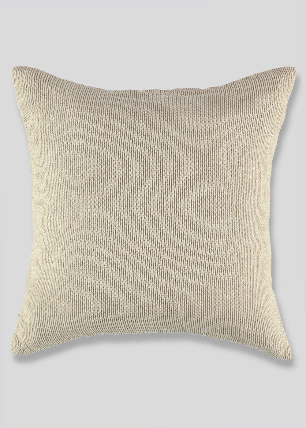 Plain Chenille Cushion (46cm x 46cm)