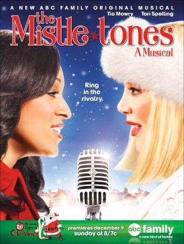 The Mistle Tones Abc Family 25 Days Of Christmas Movie With