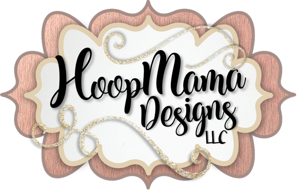 HoopMama Designs, LLC Christmas toilet paper, Embroidery