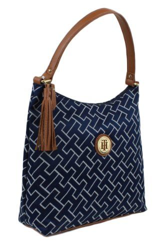 224983232 Tommy Hilfiger Hobo Shoulder Handbag Navy and « Better product Adds for any  home Buy it