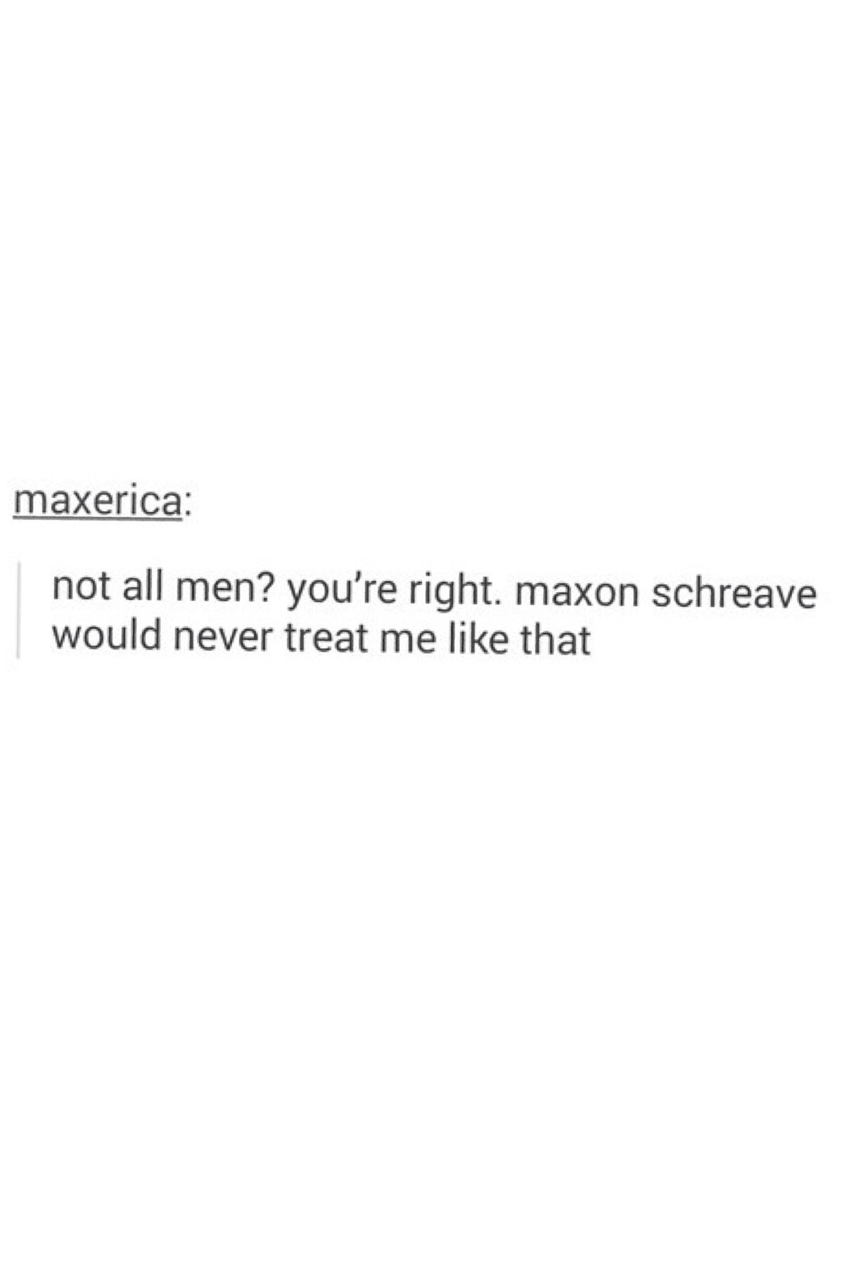 I need a frickin Maxon Schreaveeeee~~~It would be okay too, if I got a Kile Woodwork.
