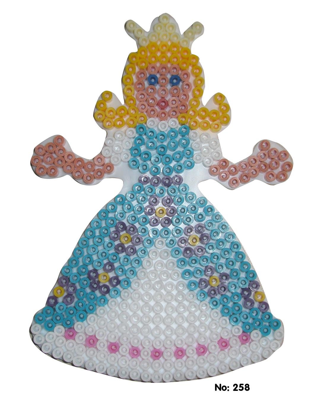 Bugelperlen Disney Prinzessinnen Perler Bead