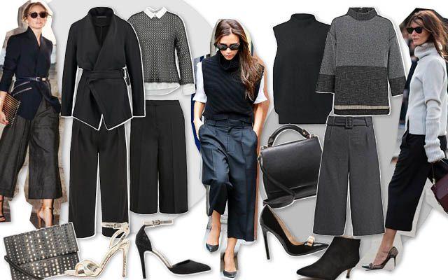 Outfit Ufficio Inverno 2016 : Tra le tendenze per lautunno inverno 2016 non mancano i pantaloni