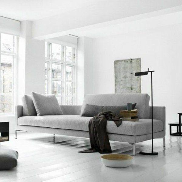 Inneneinrichtung Ideen Trendfarbe Grau Fur Das Innendesign 画像