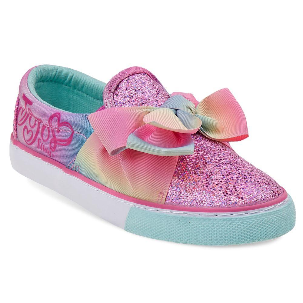 JoJo Siwa Shimmer Girls' Sneakers