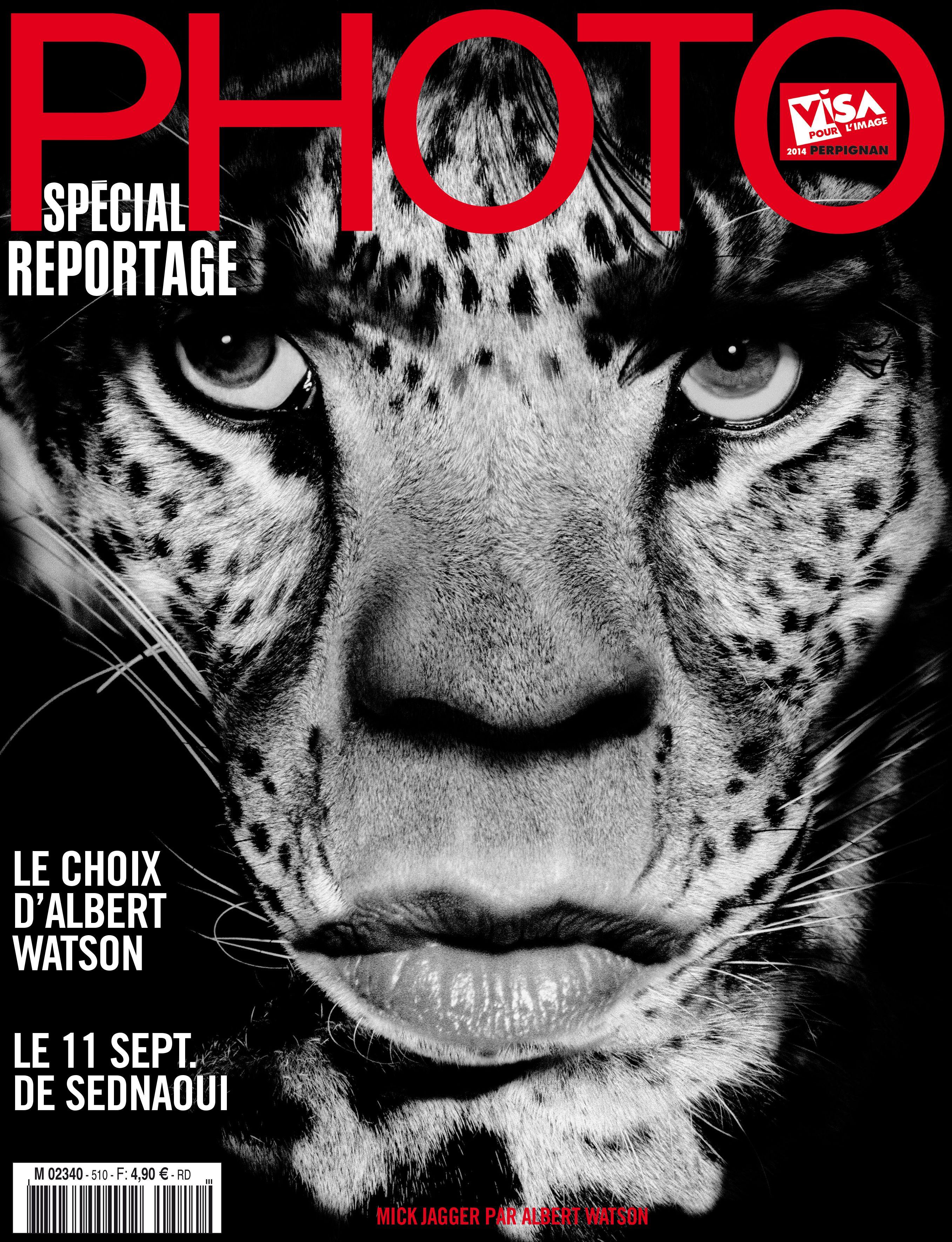 Couverture Du Magazine Photo N 510 Sp Cial Reportage Septembre  # Muebles Mikel Tolosa