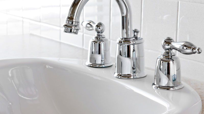 How To Clean Rust From Chrome Bathroom Fittings 3 Surprising