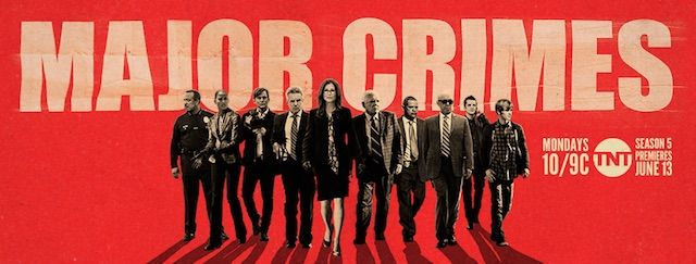 Preview S5 Of Tnt S Major Crimes Premiering Monday June 13 Policedrama Trailer Major Crimes Police Dramas Crime