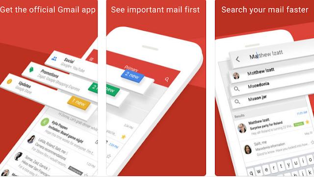 تحديث جديد يجلب إعادة تصميم لـ Gmail على نظام التشغيل iOS