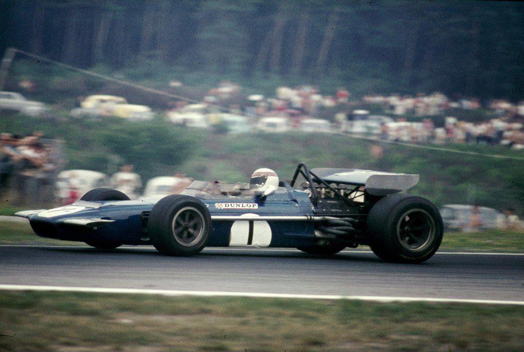 Jackie Stewart Gbr Tyrrell Racing Organisation March