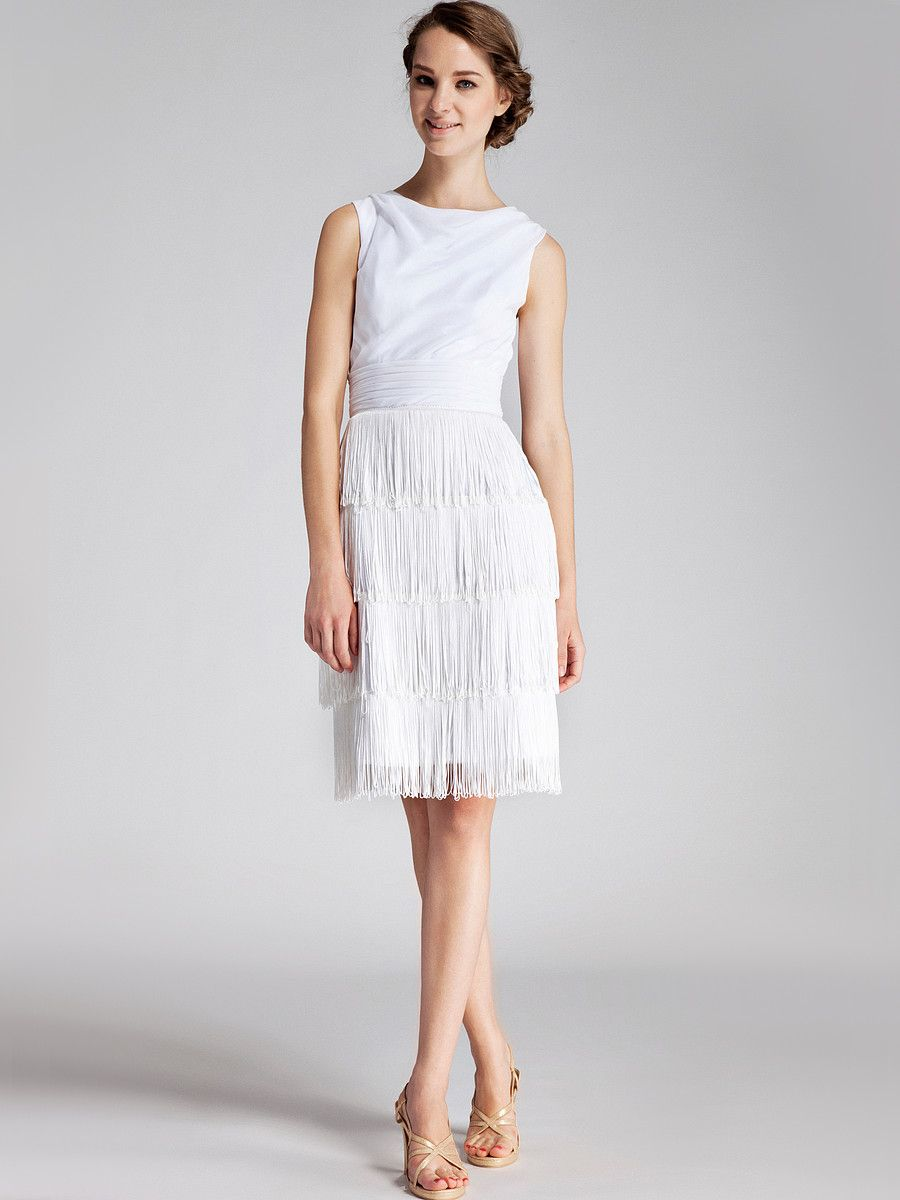 Layered tassel dress this comes in all sorts of colors i like the
