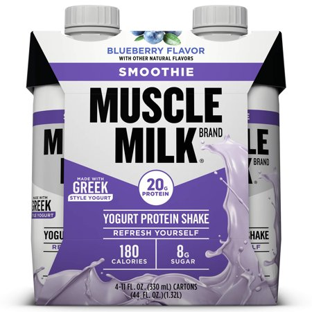 Health Muscle milk smoothie, Muscle milk, Protein shakes