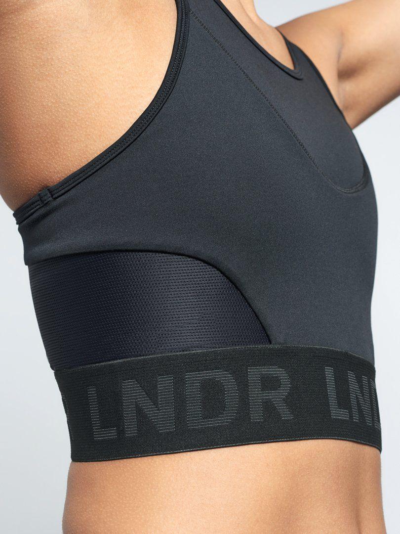 BREATHE Sports Bra / Black LNDR Lndr, Sports bra