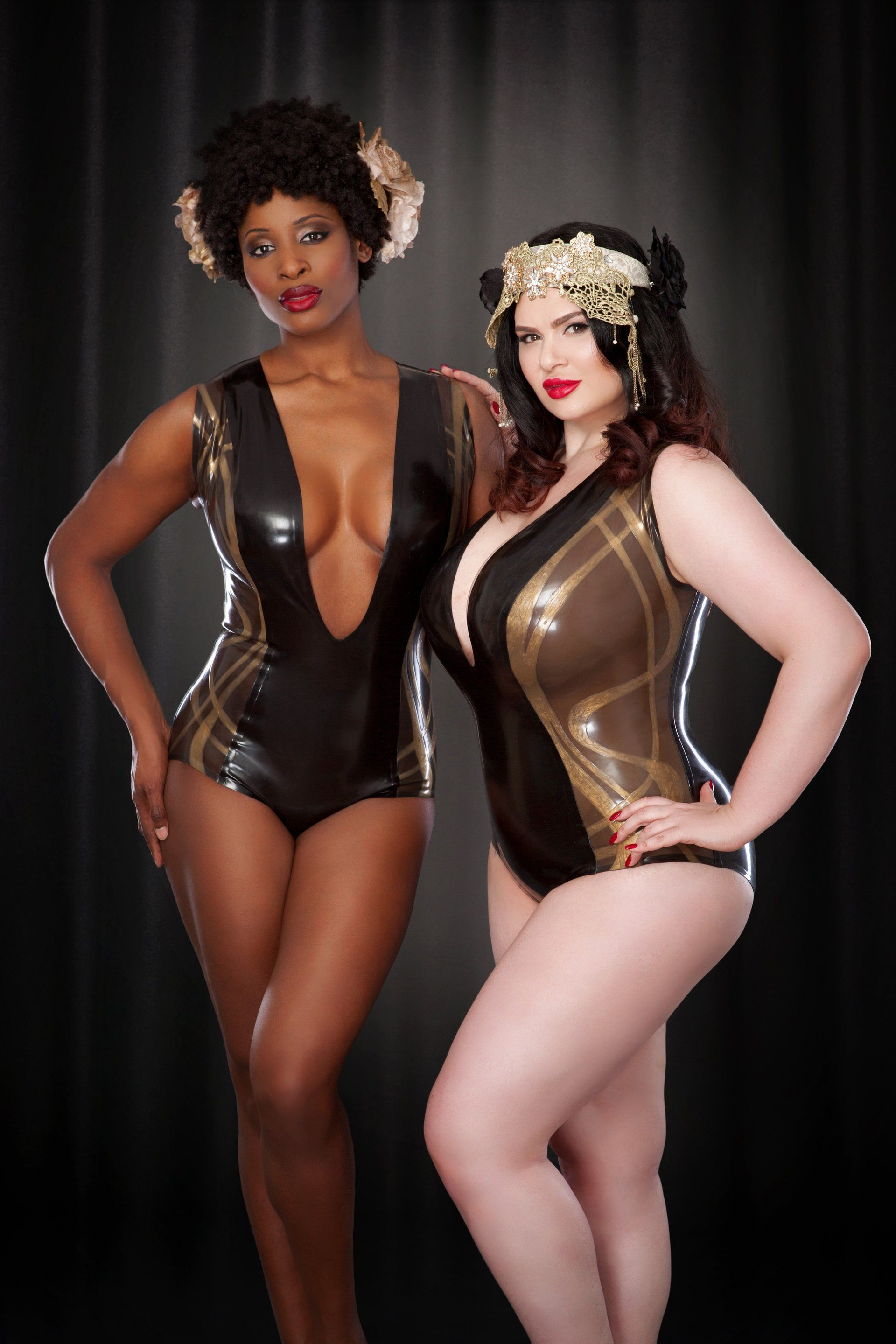 Kiss Me Deadly Made to Measure Latex Bodysuits -- Full Figure and Full Bust  Bodysuits  Yes ef4158e7bd2