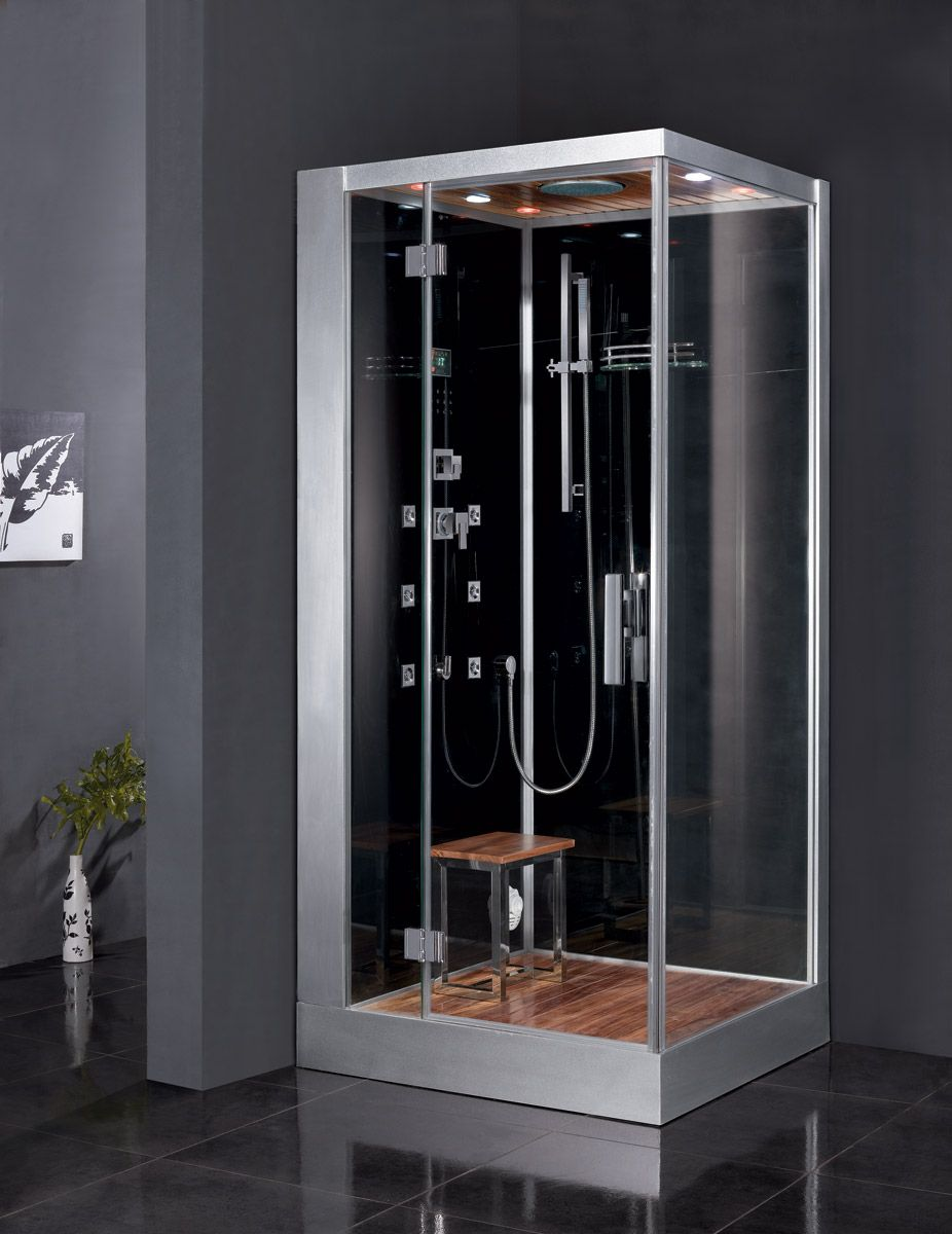 Marcus Premium Steam Shower Steam Shower Enclosure Shower Enclosure Steam Showers