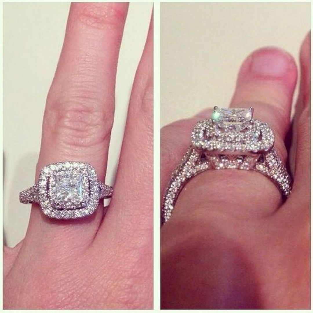 25+ Awesome Emerald Cut Engagement Rings Ideas | Emerald cut ...