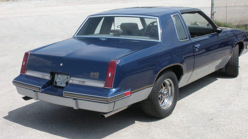 1987 Oldsmobile Cutlass 442 Oldsmobile cutlass