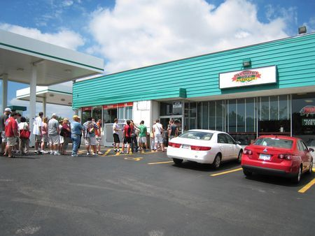 Its Worth The Wait My Friends Oklahoma Joe S Bbq Kansas City Bbq Kansas City Kansas City Missouri Kansas Missouri