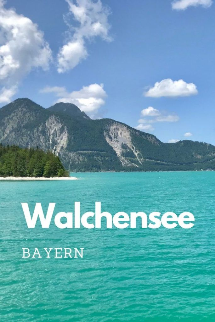 Photo of You can remember my Walchensee tips with this pin!
