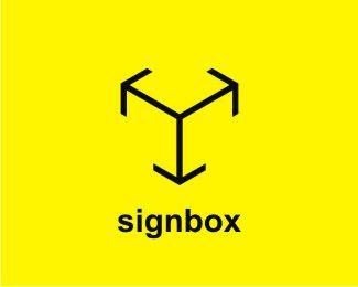 signbox | 21 Smart Box Logos For Inspiration