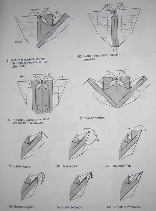 Origami Paper Airplane 5g 521 705 Pixels Origami Pinterest