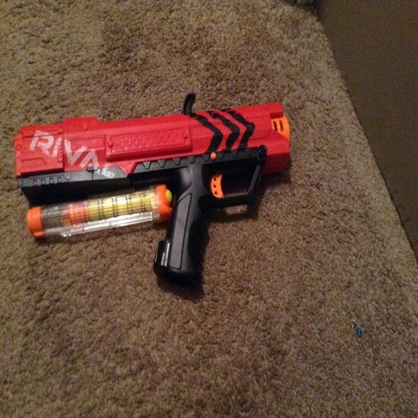 For Sale: Nerf Rival Gun for $23